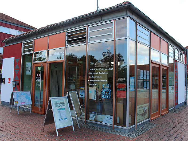 Tourist-Information in Göhren-Lebbin