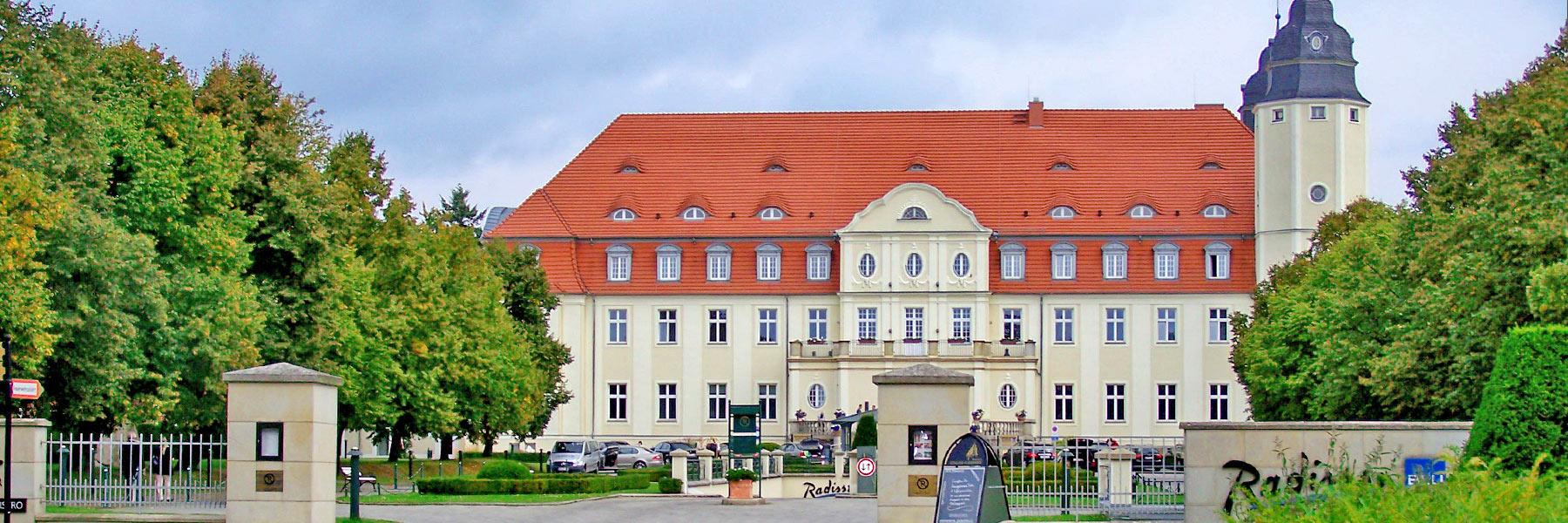 Schlosshotel - Göhren-Lebbin
